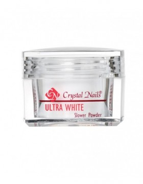 Slower Ultra White Acrylic 17g / 25ml - pudra