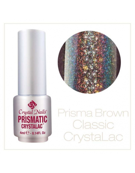 Prismatic  Brown