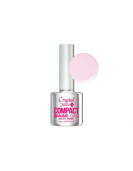 Compact Base gel milky rose 8ml