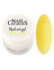 Nail art gel Yellow