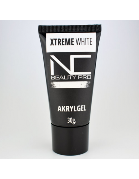 AkrylGel xtreme white 30 ml