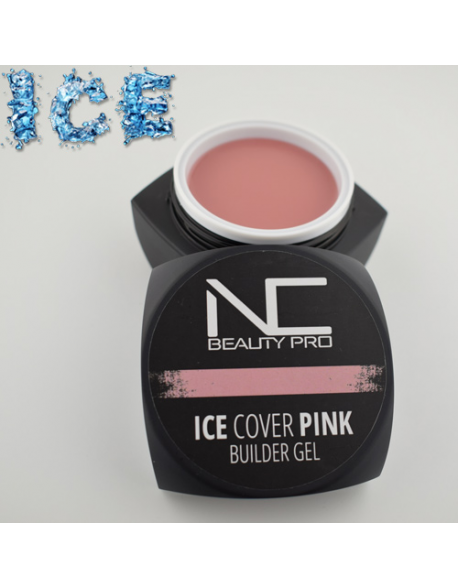 Ice Cover pink Builder gel 15 ml
