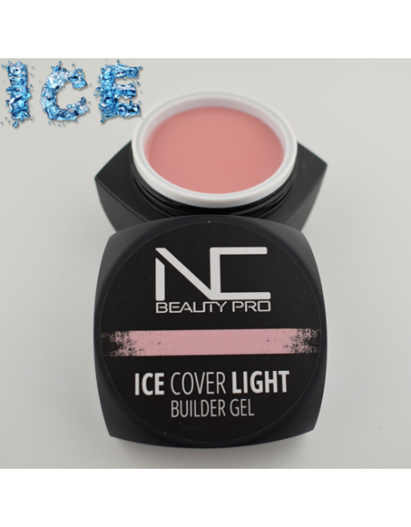Cover pink LIGHT Builder gel 15 ml