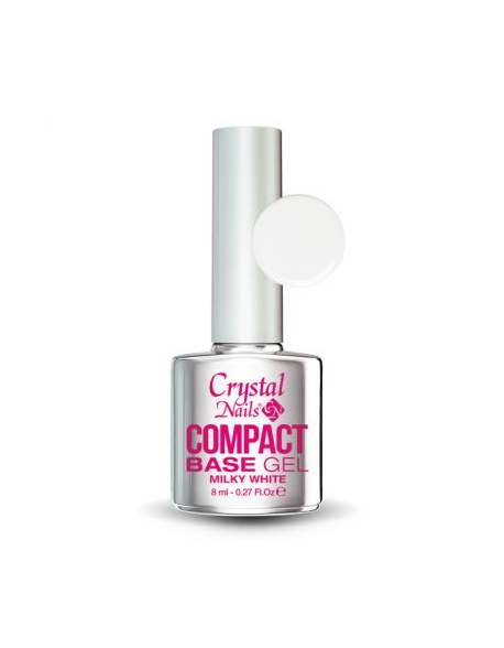Compact Base Gel Milky White (8ml)